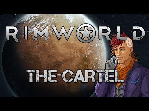 [41] Modded Rimworld A15 - The Cartel | The Katana Of Extermination!