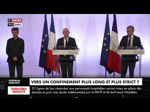 Covid-19 en France: 7.240 personnes hospitalisées, 1.746 cas graves en réanimation et 674 décès