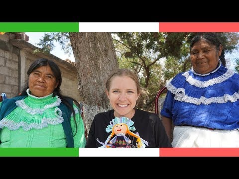 A Day with an Indigenous Family in Mexico