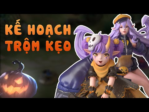 PHIM KĨ XẢO | Phi Vụ Trộm Kẹo Của Alice & Keera - Garena Liên Quân Mobile