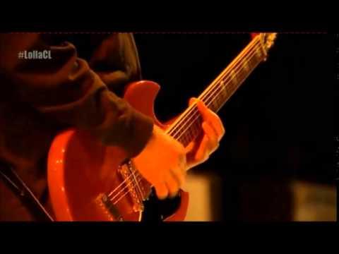 Soundgarden - Burden In My Hand - Lollapalooza Chile 2014