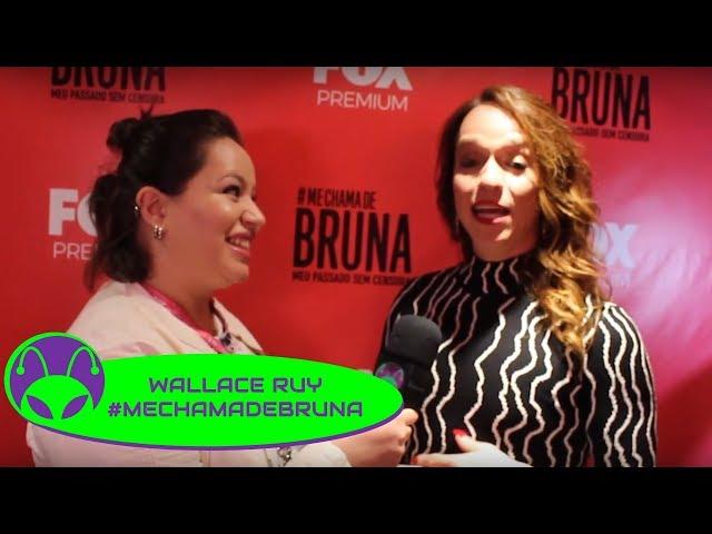 #MECHAMADEBRUNA | 3ª Temporada | Wallace Ruy revela novidades de Michelle!
