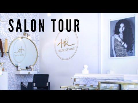 Inside London Hair Extensions Salon