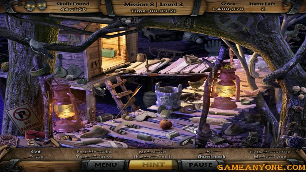cg amazing adventures the caribbean secret pc hd mission 8 level 3 jungle hideaway