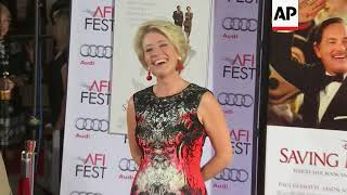 Emma Thompson calls Harvey Weinstein a predator in interview