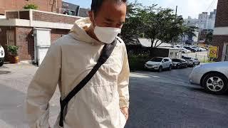 [토키오]애슬레져룩을 소개합니다 / #아노락점퍼 #바람…
