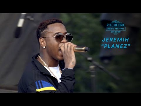 "Jeremih performs ""Planez"" | Pitchfork Music Festival 2016"