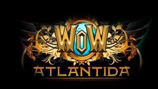 Стрим: открытия сервера WOW Atlantida вместе с Виги WoW Classic