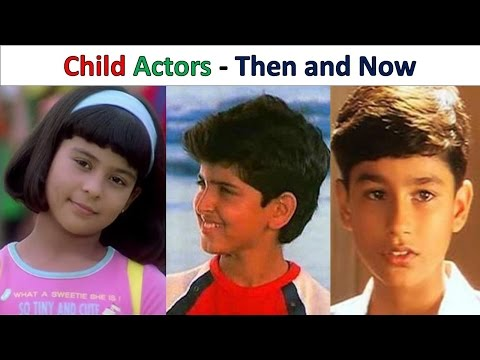 Top ( 8 )Famous childhood actors of bollywood than and now