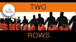 Christian Music Video - Two Rows - 21 Coptic Martyrs