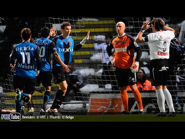 2009-2010 - Jupiler Pro League - 12. KSV Roeselare - Club Brugge 2-3