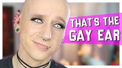 That Piercing Means You're Gay | Roly