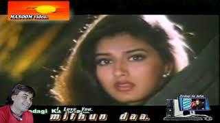 vuclip Tere Bin Mein Kuch Bhi Nahi. ( Naaraaz 1994. ) Masoom Video HD.