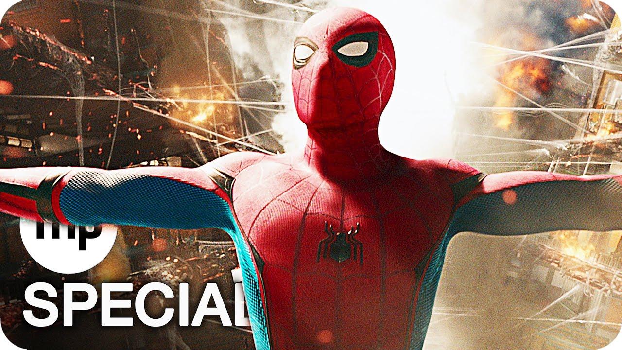 spiderman homecoming trailer deutsch