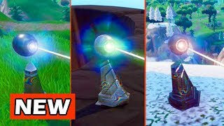 *NEW* SECRET MAP CHANGES! FORTNITE LASER EVENT *CUBE RETURNING EVENT*