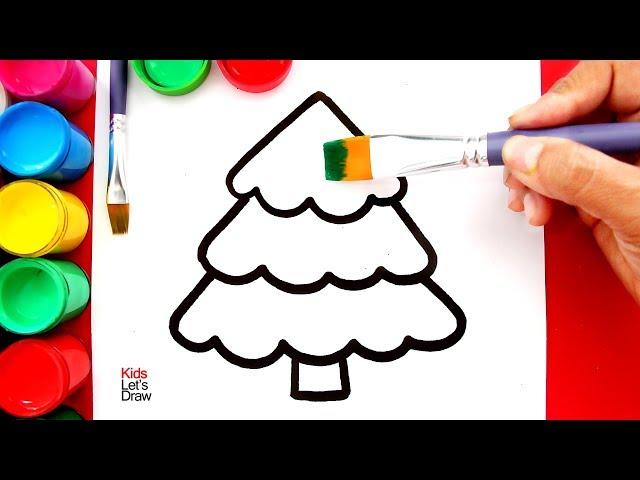 10 Dibujos De Navidad Con Brillantina Para Ninos Colorful Glitter Christmas Drawings And Painting Youtube