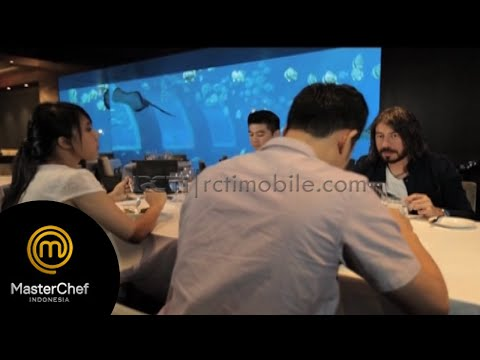 Serunya liburan bersama Grand Finalis [Master Chef Indonesia Session 4] [6 September 2015]