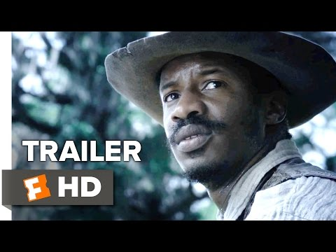 The Birth of a Nation Official Teaser Trailer #1 (2016) - Nate Parker Movie HD