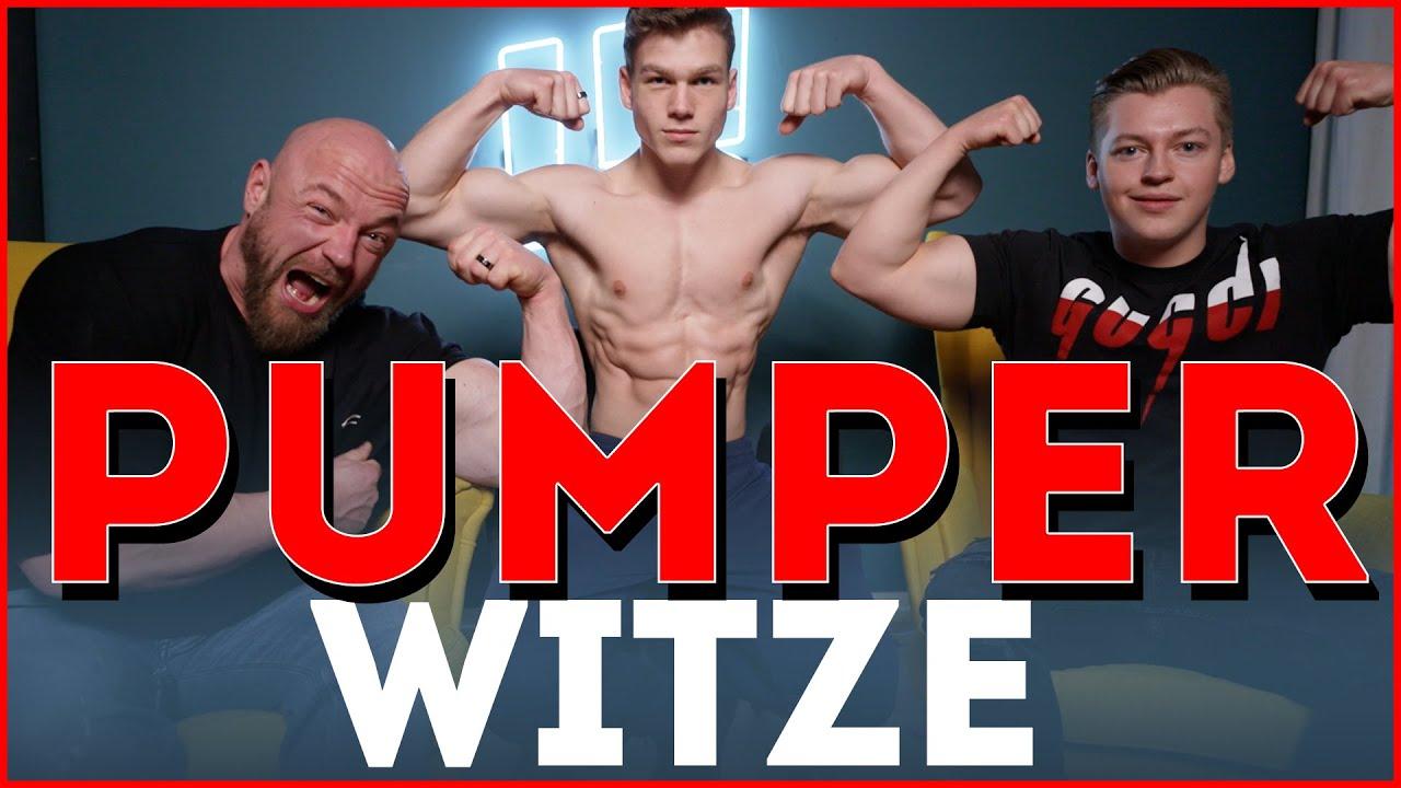 PUMPER-Witze | Randgruppenwitze mit Randgruppen