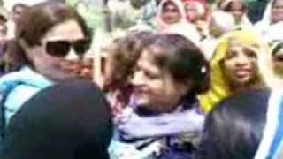 AT MAZAR-E-QAID PML-Q WOMEN WING(SARWAR JAHAN SIDDQUI VICE PRESIDENT KARACHI DIVISION WOMEN WING PML-Q SINDH KARACHI., 2009-08-16T22:06:23.000Z)