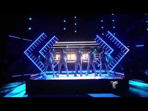 Quisiera - CNCO (Live in the Latin AMAs)