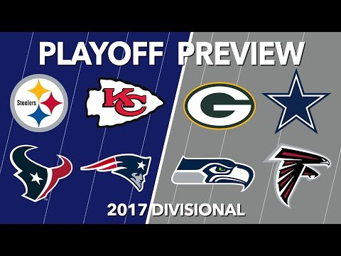 NFL Divisional Playoff Predictions
