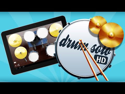 play Drum Solo HD on pc & mac
