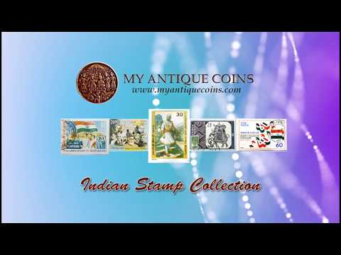 Best Of Old And Rare Indian Stamp Collection