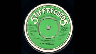 Any Trouble - Yesterday