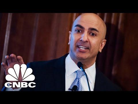 Minneapolis Fed's Neel Kashkari From North Dakota Oil Conference - May 22, 2018 | CNBC