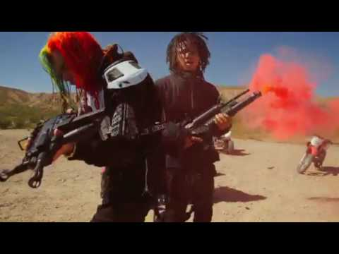 TRIPPIE REDD (NO 6IX9INE) - Poles1469 (official music video) *BETTER*