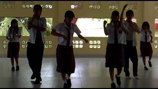 gldi rohani dance (sma santo tarcisius DUMAI)