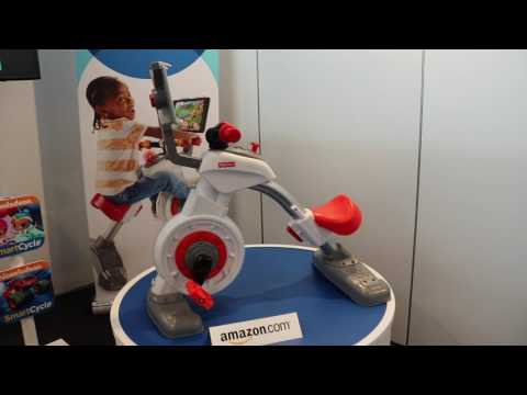 Fisher Price Think & Learn Smart Cycle Hands-On