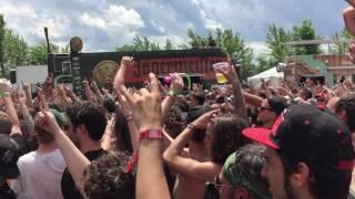 Ensiferum - Lai Lai Hei - 25/06/17 Rockfest Montebello