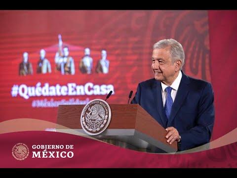 #ConferenciaPresidente | Martes 13 de octubre de 2020