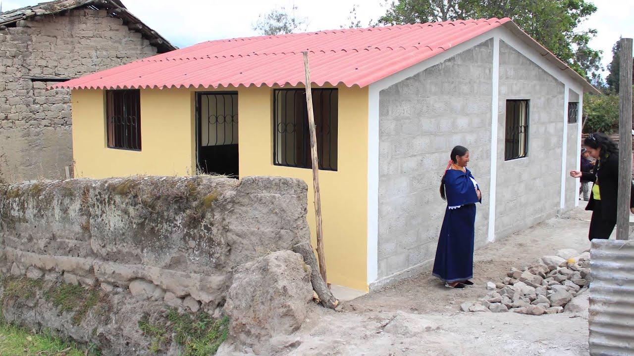 Miduvi con nuevos planes de vivienda para el 2015 youtube for Ayudas para reformas de viviendas