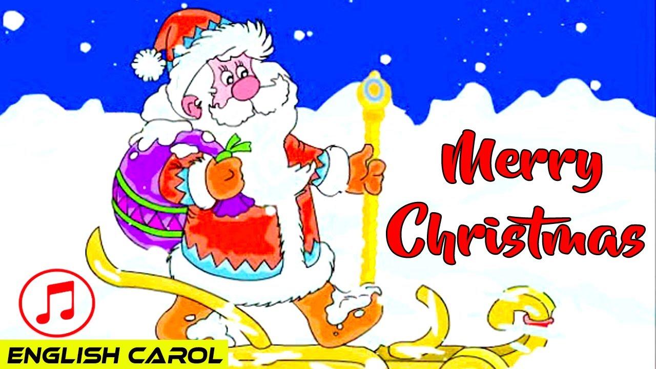 Wish U A Merry Christmas   Christmas Song 2020 - YouTube