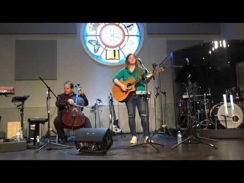 Little Doesn't Stay For Long - Lydia Walker (with Doug Ott, Cello For The King) Live Performance