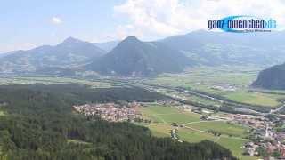 Achenseestraße in Tirol - Impressionen