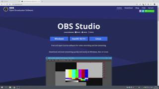 Настройка программы OBS Studio. Как настроить стрим