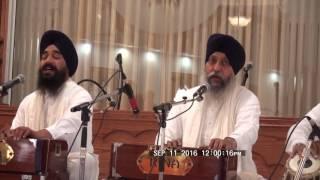 66 Bhai Nirmal Singh Hazoori Ragi Guru Ramdas Gurdwara MillWoods 11 Sep 2016