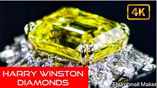 Top 10 | Most Beautiful Diamond Jewel Collection Harry Winston