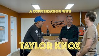 Taylor Knox talks modern surfing and his love of coffee | CONVERSATIONS