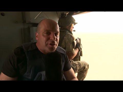 Christoph Wanner: Syrische und russische Truppen drängen IS in zentraler Provinz Hama zurück