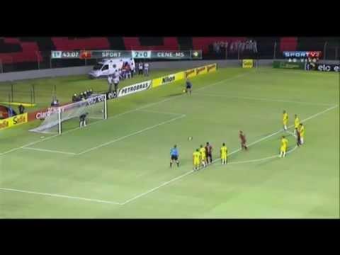 Copa do Brasil 2015 - 1ª Fase - Sport 4 x 1 Cene - (Narração de Aroldo Costa)
