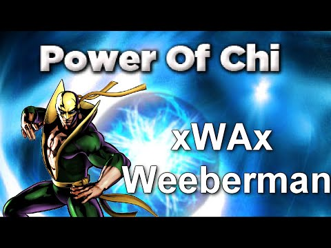 THE POWER OF CHI: xWAx Weeberman(Iron Fist/Ryu/Akuma) Online UMVC3 Matches
