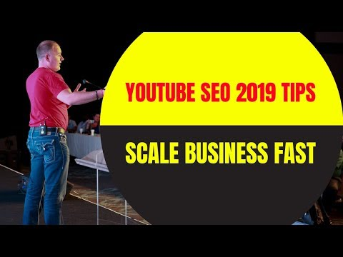 Youtube SEO 2019 - how to rank videos FAST - private BUSINESS GROWTH training with Alex Zubarev