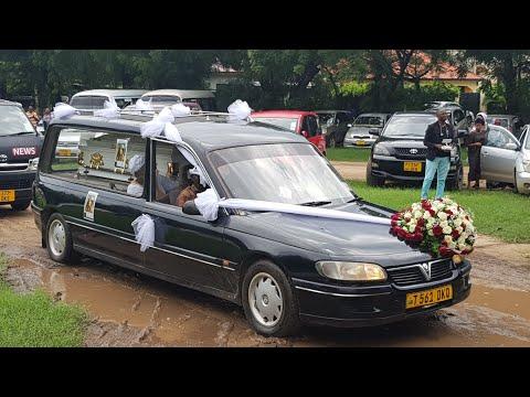 Mwili wa Agnes Masogange wawasili viwanja vya Leaderz