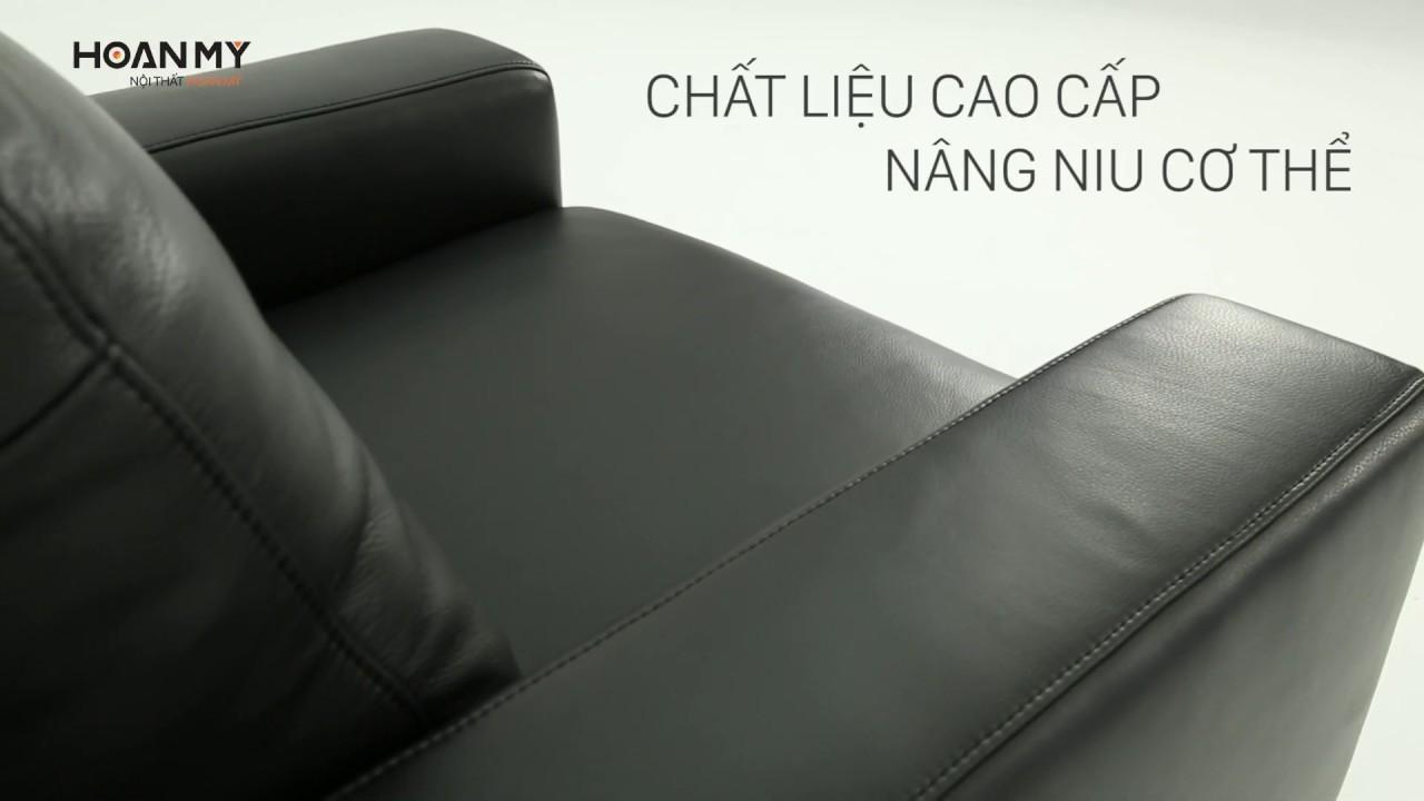 Sofa bộ Hoàn Mỹ – SANMINIATO/TL-5 Ghế 1
