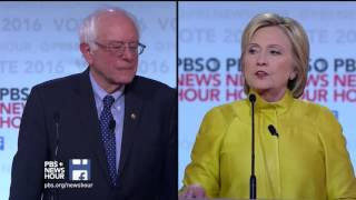 Clinton calls out Sanders for Obama criticism